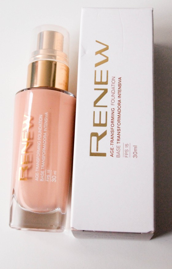 Base Transformadora Intensiva - Avon Renew