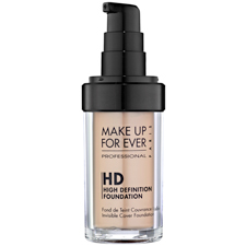 Base HD Invisible Cover Foundation - MAKE UP FOR EVER