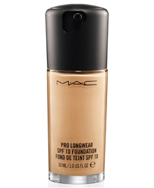 PRO LONGWEAR SPF 10 FOUNDATION - MAC